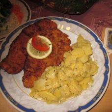 My Puten Schnitzel
