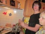 stirring the pre-ballen