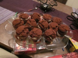 Black Forest Cupcakes!