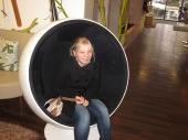other circle chair