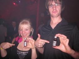 Gavin & Melissa at KultFabrik