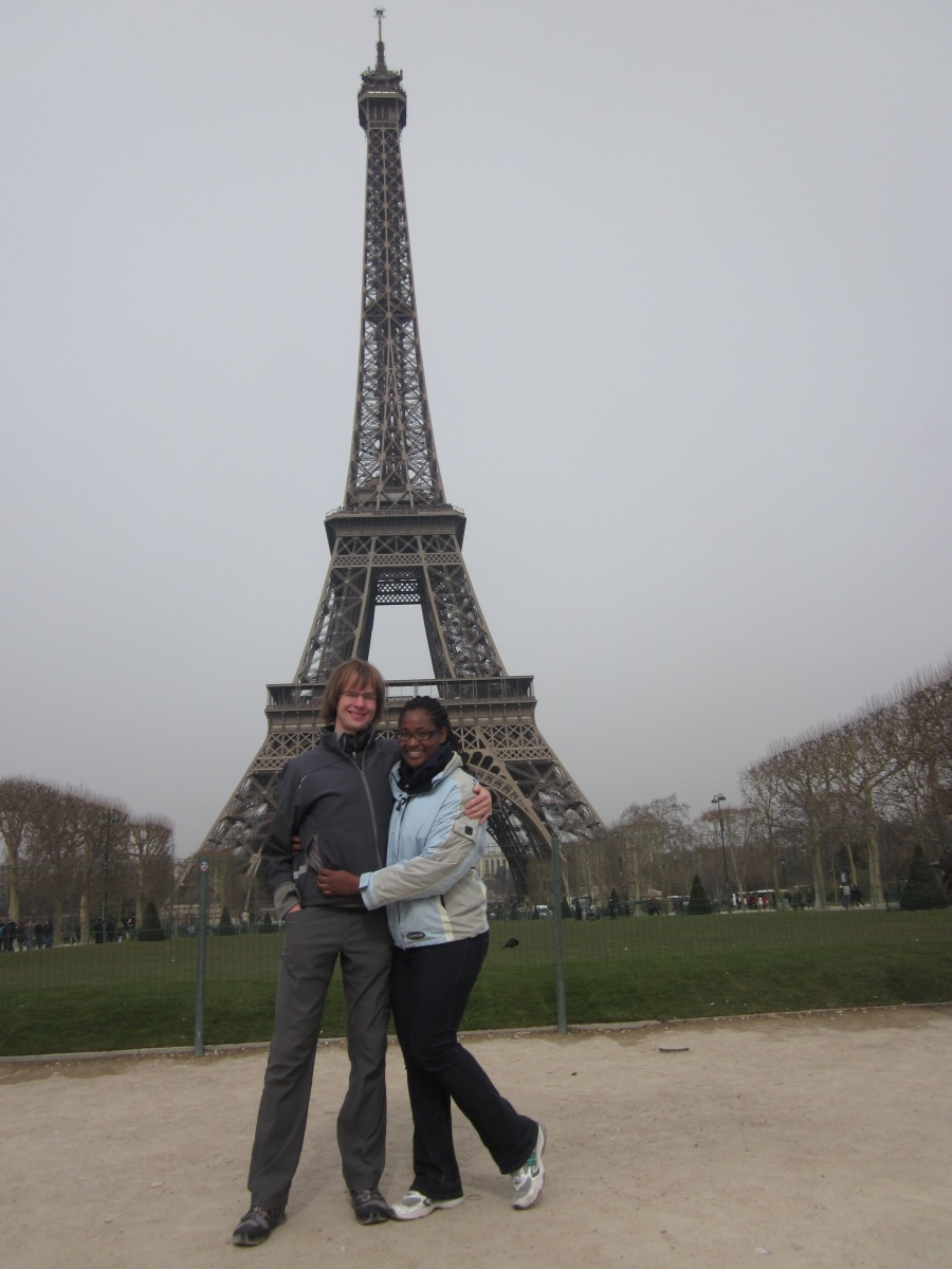 #4 Climb the Eiffel Tower
