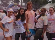 Chantelle, Amanda, Gavin, Sheena