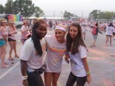 Sheena, Chantelle, Amanda
